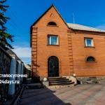 Коттедж в Красноярске (ул. Полярная)